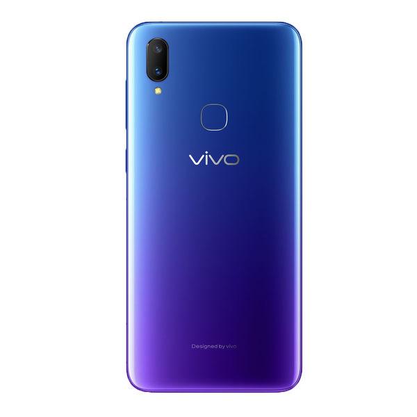 VIVO V11 / 維沃 vivo V11 6G/128G 6.3吋 / 贈玻貼 / 6期零利率【藍】