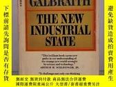 二手書博民逛書店約翰·肯尼思·加爾布雷思:新工業國家罕見The New Industrial State by John Kenn
