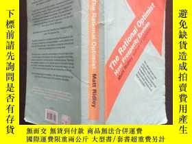 二手書博民逛書店The Rational Optimist:罕見How Prosperity EvolvesY361640 M