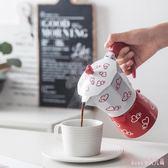 摩卡咖啡壺家用八角鋁制咖啡壺特濃摩卡咖啡壺手工咖啡器具 DR8113【Rose中大尺碼】
