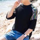 短袖男士t恤寬鬆韓版潮流T恤半袖男裝七分...