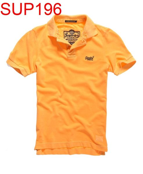 SUPERDRY SUPERDRY 極度乾燥 男 當季最新現貨 POLO SUPERDRY SUP196