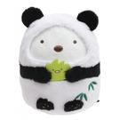 SAN-X 角落生物 海外限定五周年娃娃 角落小夥伴 大白熊 貓熊_XS69498