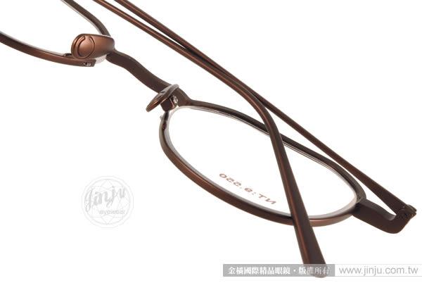 STEALER 眼鏡 FOG C16 (棕銅) 摩登經典造型圓框款 平光鏡框 # 金橘眼鏡