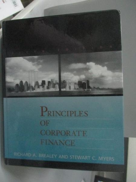 【書寶二手書T3/大學商學_ZFT】Principles of Corporate Finance (Mcgraw Hi