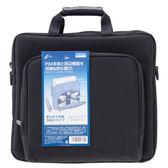 【玩樂小熊】PS4 PRO/SLIM 日本CYBER品牌 手提肩掛 主機包 收納包 防撞包 保護包 攜帶包 旅行包