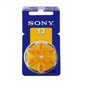 [ 中將3C ]   SONY 助聽器電池 PR48(13) 6顆裝  ZA-13-AS