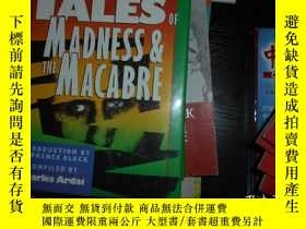二手書博民逛書店GREAT罕見TALES OF MADNESS THE MACA