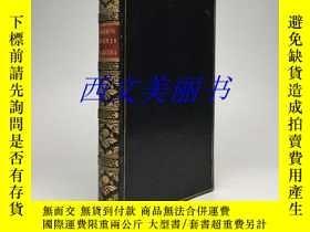 二手書博民逛書店【罕見】1843年初版本THE CLOSING EVENTS O