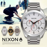 NIXON A366-100 The Bullet Chrono 時尚腕錶 熱賣中!!