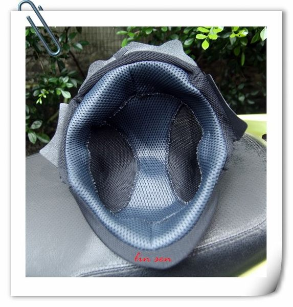 林森●商揚半罩安全帽,雪帽,922,專用頂襯