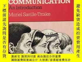 二手書博民逛書店The罕見Ethnography Of Communication (language In Society)