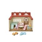 日本森林家族 森林紅莓小屋禮盒組 EP14394 EPOCH公司貨