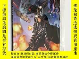 二手書博民逛書店英文原版罕見Marvel Star Wars: Journey To Star Wars: The Last Je