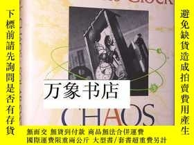 二手書博民逛書店Peterson罕見: Newton s Clock, Chaos in the Solar System 大量插