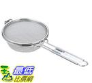 [東京直購] 新越金網 TS 18-8不鏽鋼烘豆網 13cm 可烘咖啡 銀杏 B00CFCZA92