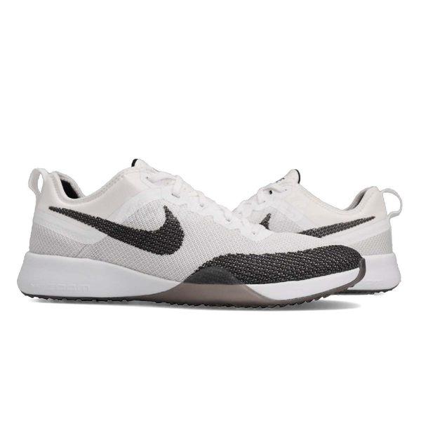 【海外限定】Nike 訓練鞋 Wmns Air Zoom TR Dynamic 白 黑 低筒 健身 運動鞋 女鞋【PUMP306】 849803-100