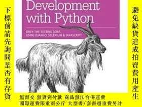 二手書博民逛書店Test-driven罕見Development With Python, 2nd EditionY36468