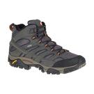 [Merrell] (男) MOAB 2 MID GORE-TEX® 登山健行鞋 深灰 (ML06059)