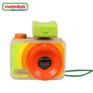 【英國Masterkidz】木製單眼相機