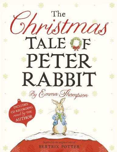 【麥克書店】THE CHRISTMAS TALE OF PETER RABBIT /平裝繪本+CD《彼得兔》