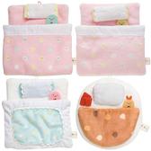 【角落生物 棉被小床】角落生物 棉被小床 ss號娃娃專用 日本正版 該該貝比日本精品
