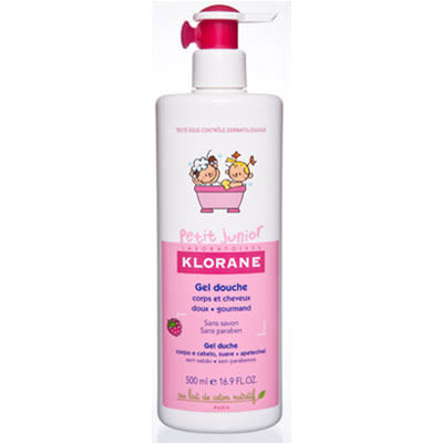 法國蔻蘿蘭 KLORANE 兒童甜蜜莓果洗髮沐浴精-500ml【富山】特價9折