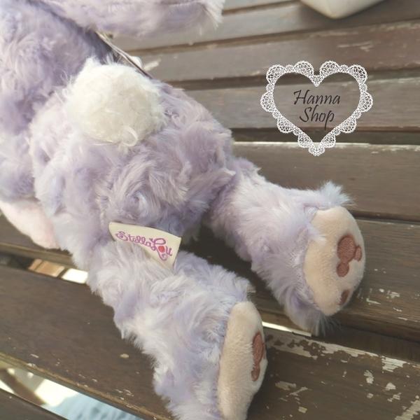 《花花創意会社》日單。史黛拉達菲雪莉玫睡覺款短毛絨療癒娃娃超可愛【H7181】