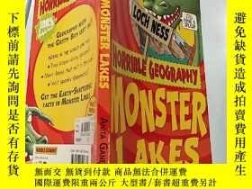 二手書博民逛書店monster罕見lakes:怪獸湖Y200392