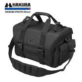 【 HA206852】HAKUBA 登峰者 SHELL RIDGE03 SHOULDER 側背包 L 黑色