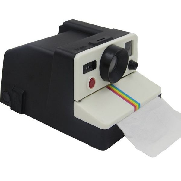 【發現。好貨】創意復古可愛相機面紙筒 廁所卷筒衛生紙 家用紙巾盒  拍立得面紙