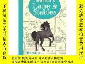 二手書博民逛書店Sandy罕見Lane Stables: Horse in Danger-桑迪萊恩馬廄:馬有危險Y465786