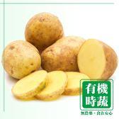 【有機認證生鮮時蔬】馬鈴薯 ( 550-600g /包)