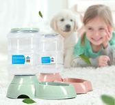 自動喂水器3.5L寵物貓狗通用自動喂食器