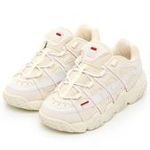 FILA Barricade XT 97 Low女款米白色復古老爹鞋-NO.4B007U133