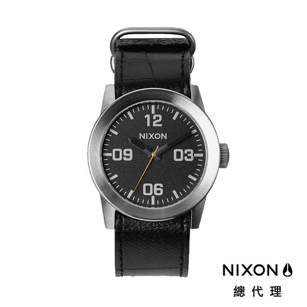 【官方旗艦店】NIXON PRIVATE 型男熱銷款 百搭黑 潮人裝備 潮人態度 禮物首選