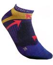 LOVIN 時尚休閒超彈力萊卡運動踝襪(毛巾底)~隨機取色3雙