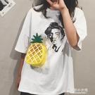 菠蘿包包女果凍包韓國透明斜背小包包仙女包夏天單肩女包