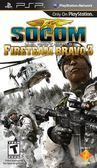 PSP SOCOM: U.S. Navy SEALs Fireteam Bravo 3 美國海豹特遣隊:烽火戰歌3(美版代購)
