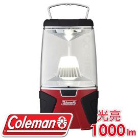 【Coleman 美國 千禧年LED營地燈】CM-22276/LED營燈/帳篷吊燈/登山/露營/野炊★滿額送