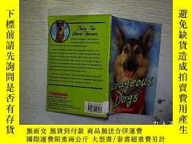 二手書博民逛書店COURAGEOUS罕見DOGSY203004