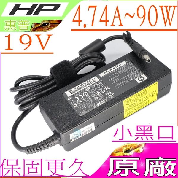 HP 19V,4.74A 充電器(原廠)-Compaq 變壓器- 90W,Armada 110S,600,E500,M300,M700,Evo 800C,N1000,N410c N610C