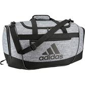 Adidas- Defender中型行李袋(灰色)