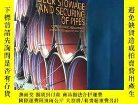 二手書博民逛書店DECK罕見STOWAGE AND SECURING OF PIPESY454519 CHARLES BLIA