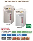 TIGER 虎牌3.0L微電腦電熱水瓶PDR-S30R極致白