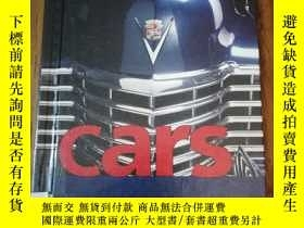 二手書博民逛書店Cars罕見(High Interest Books)(彩印插圖