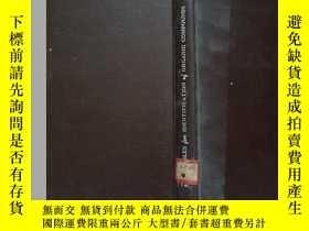 二手書博民逛書店ORGANIC罕見COMPOUNDS 【有機化合物鑑定用表】Y3