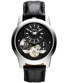 FOSSIL Twist 雙機芯都會時尚腕錶/手錶(ME1113)-黑