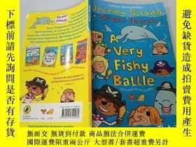 二手書博民逛書店A罕見Very Fishy Battle:非常可疑的戰鬥Y200392