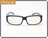 又敗家PHOTOPLY防藍光眼鏡802黑(吸40%藍光.100% UV)辦公室LED螢幕LCD螢幕電視智慧手機遊戲抗藍光眼鏡